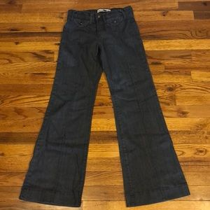 Old Navy gray jeans. Size 1 Regular.